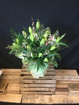 Lily Floral Box